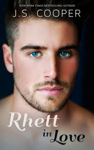 RHETT IN LOVE JS COOPER KINDLE EBOOK COVER
