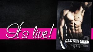 Carter 2 it's live