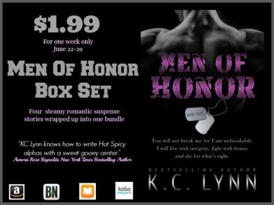 Price banner for box set